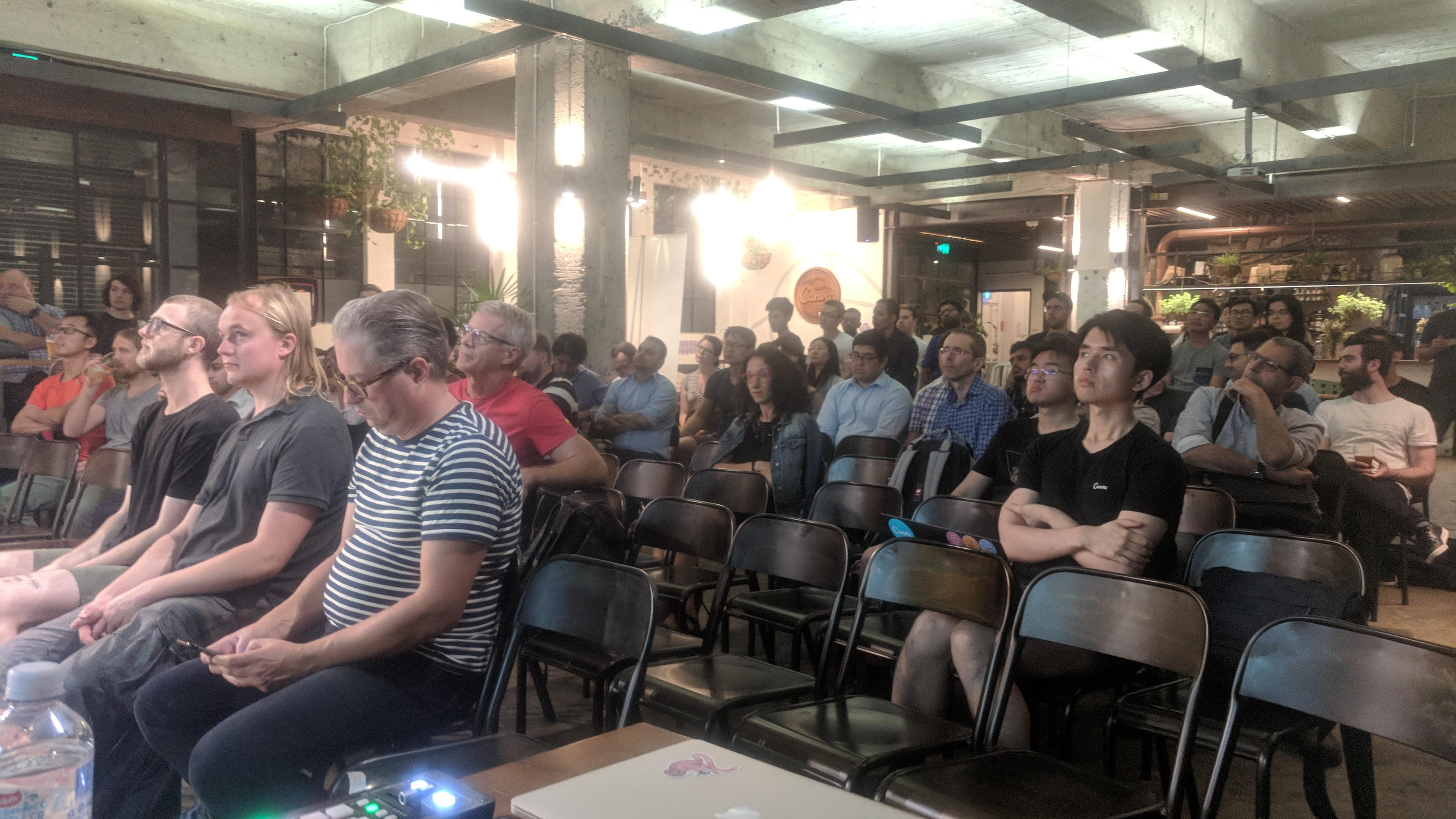 Sydney Data Engineering Meetup – April Edition